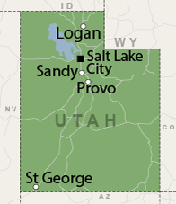 Our Utah Service Area